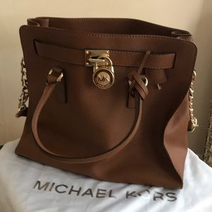 Michael Kors Large Travel Tote - Leather